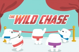 Free spiny na slot The Wild Chase w Casumo Casino