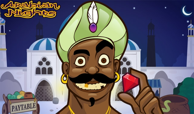 Jackpot Arabian Nights